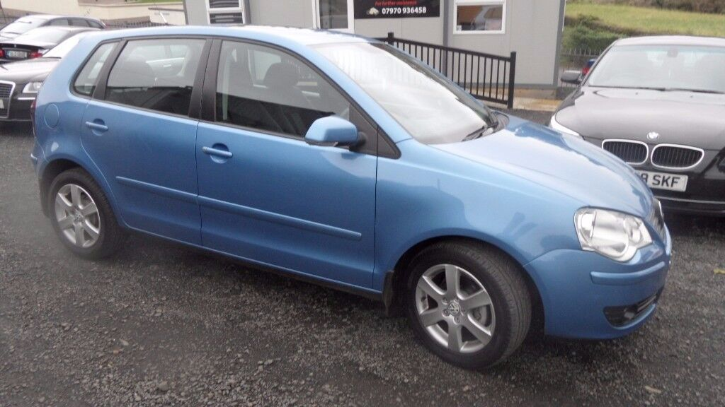 2008 VW Polo 1.4 TDi Match only 73000miles, Sunroof, MOT October 2018