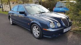 Possible Part-Exchange 1999 'Retro' Jaguar S Type 3.0 V6 Petrol 5-speed Manual 240bhp