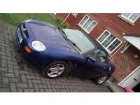 Rover Mgf convertible
