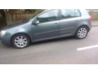 2006 vw golf 1.6 fsi 5dr absolute bargain hpi clear