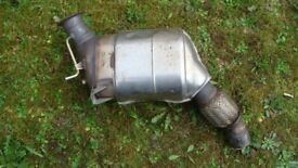 bmw 1 sereis full exhaust system 2006 2010 models will fit