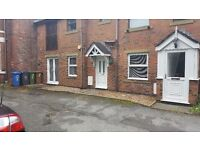 1 bed ground floor flat quite location with parking