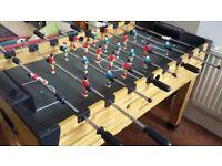 Table football £30 ono