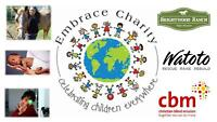 SUTP: Multiple Pickup locations supporting 3 childrens charities