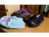 School shoes Trainers ans Slippers Size 11
