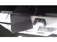 PS4 in box complete with call of duty and fifa 17