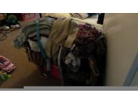 Huge bundle of clothing and shoes!!!!