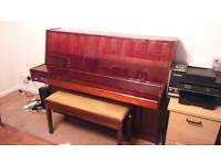 Neumann piano and double stool