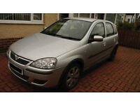 2006 Vauxhall Corsa SXI, Excellent condition, used regularly, 12 mths MOT, 3,000 mls annual mileage.