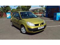 2004 Renault Scenic 1.4