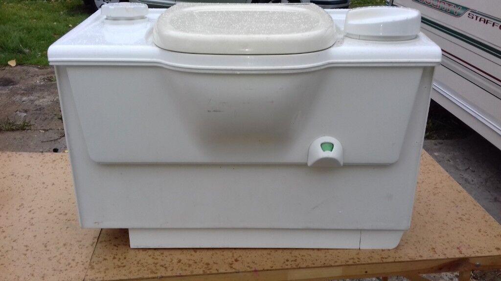 Thetford Cassette Toilet : Thetford cassette toilet in upminster london gumtree