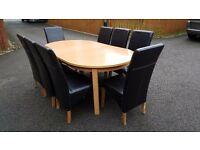 high back leather chairs dining tables chairs for sale gumtree
