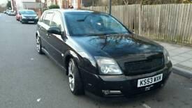 Vauxhall Signum 3.2 petrol manual long mot