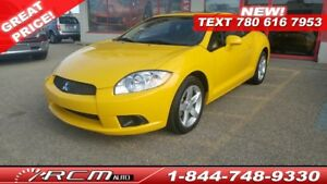 2009 Mitsubishi Eclipse GS SUN AND SOUND PACKAGE LOW KILOMETERS
