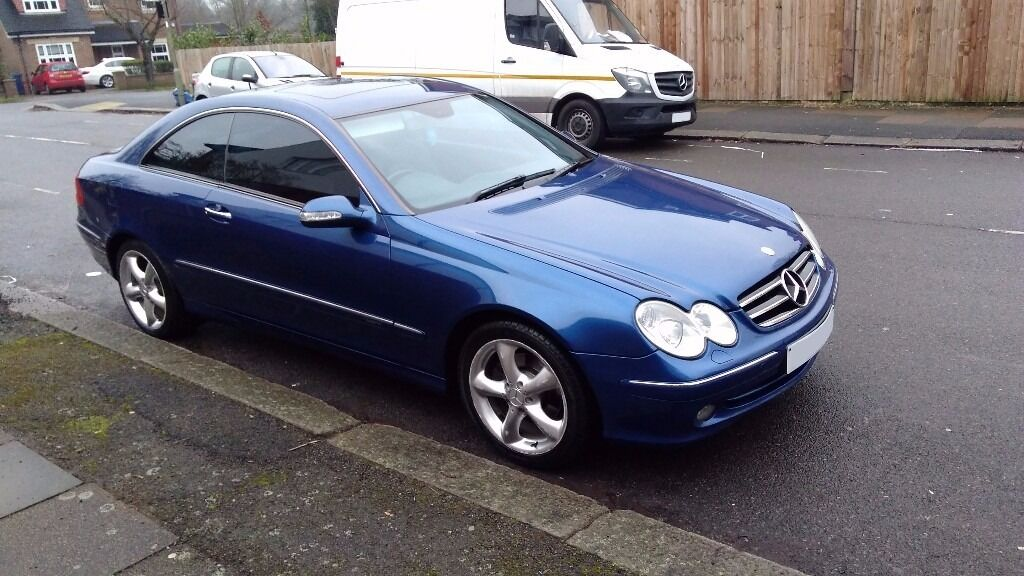 Mercedes clk 320 2002 bargain for money in finchley for Mercedes benz clk 2002