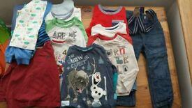 Boys bundle 12 - 18 month