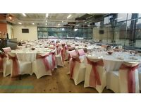 Imanie Events: Event Decor Packages from £400 Chair covers from £0.80p DIY & £1.80 full set up.