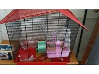 2 Hamster cages etc. for Sale