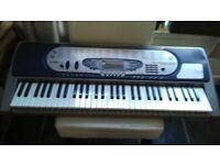 electronic piano LK 65