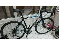Boardman cx comp cyclocross bike
