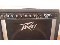 Peavey TKO 65w Bass Amp