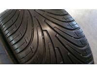 245 40 17 2 x tyres NEXEN,Westlake
