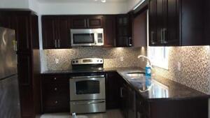 Rénovation interiere : sous-sol ,salle de bain et cuisine 514 756 8091
