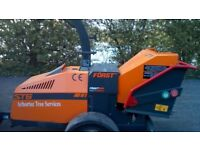 Forst st6 wood chipper 2018