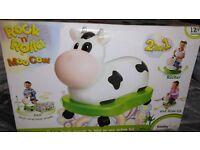 Rock 'n' Rolla Cow - New