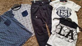 Age 10-11 boys bundle clothes