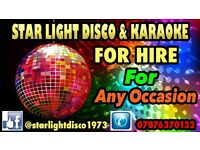 Star Light Disco & Karaoke