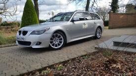 BMW 5 Series 2.5L 525i Sport Touring LPG Converted Dual Fuel