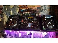 2 Cdj 2000 nexus n djm 2000 nexus mixer with pioneer rmx 1000 remix station