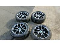 BMW 398 alloys