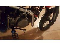 Pitbike Yx engine 140