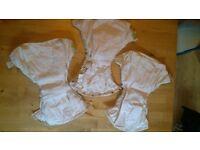 Bundle of 3 Kushies reusable nappies (22-45 lbs)