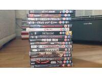 HORROR/GHOST DVDS