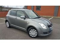 SUZUKI SWIFT 2008 GL 12 MONTHS MOT 75000 MILEAGE DVD & CD PLAYER GOOD CONDITION £1475