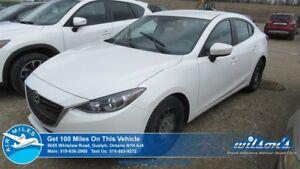 2015 Mazda MAZDA3 GX | AUTOMATIC | SKYACTIVE | BLUETOOTH | A/C |