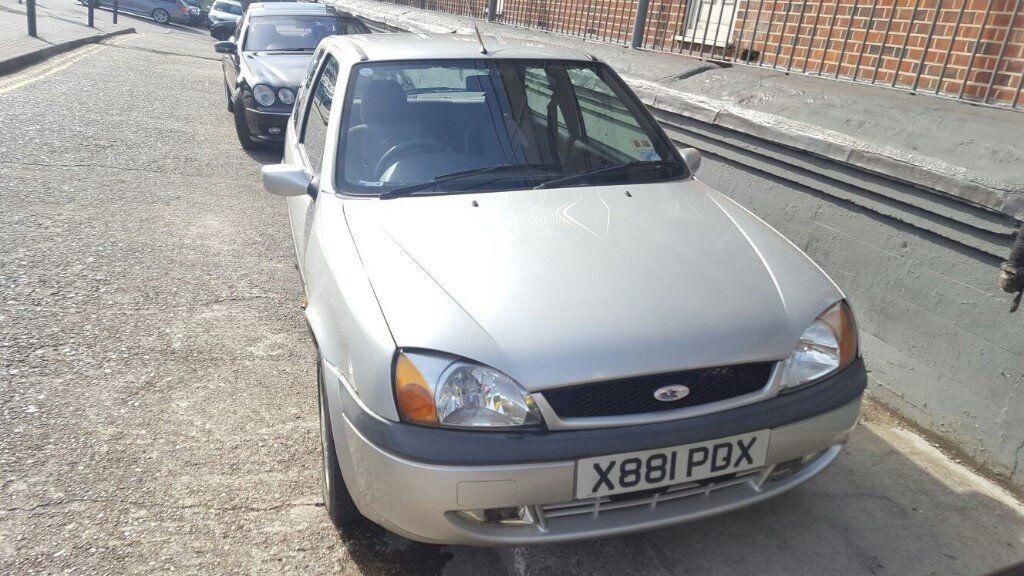 Ford Fiesta 1.2 Zetec For £325
