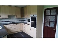 used kitchen in vgc including appliances