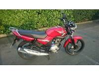 Yamaha YBR 125 59 Plate Excellent Condition