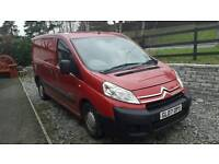 2007 citroen dispatch 1.6 hdi with reach window cleaning system installed
