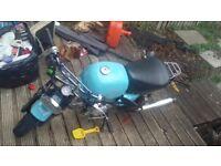 Monkey bike 110cc swaps