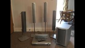 Panasonic Theatre DVD Sound System