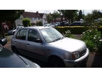 Nissan Micra 5 door Automatic