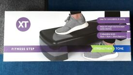 X-Tone 3 Level Height Fitness Step Stepper Yoga Aerobic Exercise NEW Boxed. Collect Only