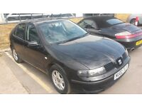 Seat Leon( CHEAP CAR NO MOT £350)