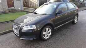 2009 IMMCULATE AUDI A3 140 TDI FSH TIMING BELT CHANGED PRICE REDUCED