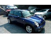 06 Mini One 3 Door MOT JAN 2019 Low Ins 2Keys Nice Car Can be seen anytime